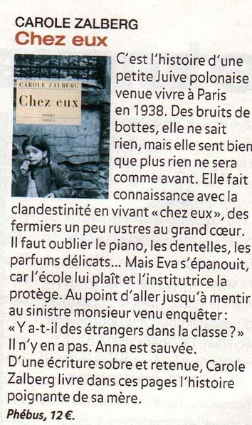 Chez Eux - Côté femme
