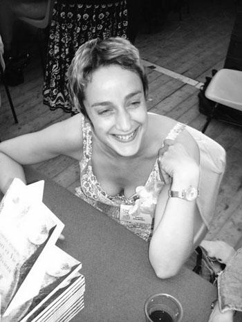 Carole à Metz 2005