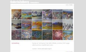 la galerie virtuelle d'Hénia Zalberg