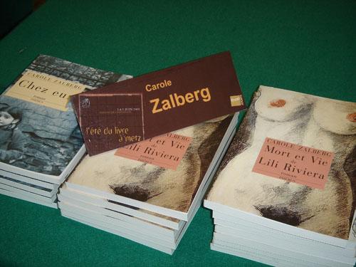 L'Eté du Livre à Metz  2005